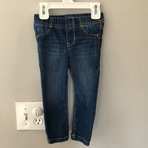Jeans girls toddler size 2T